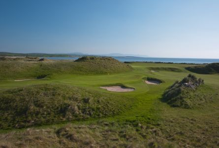 Great value with this Northwest Ireland 6 night, 5 round golf package