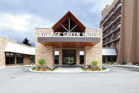 Vernon Village Green Golf Package