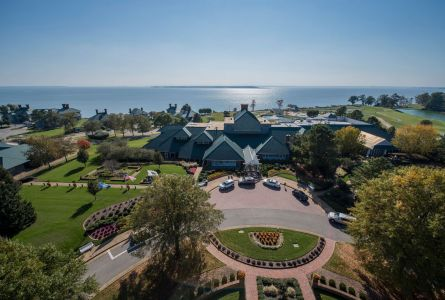 Kingsmill Resort Virginia 4 night 3 round golf package