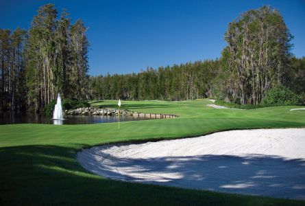 Saddlebrook Resort Tampa 4 night golf package