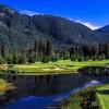AAVA Whistler golf 3 night 3 round vacation