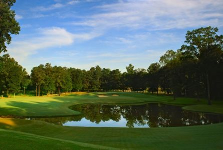 Birmingham Alabama RTJ Trail 5 night 4 round golf package