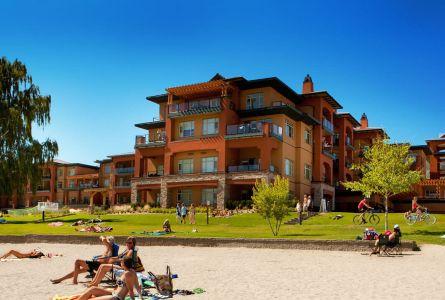 Osoyoos Couples Golf Package at Watermark Beach Resort