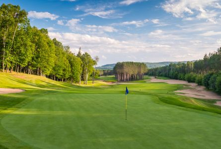 Fairmont Tremblant 3 night, 2 round mid-week golf package
