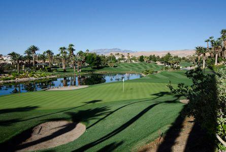 Luxor Las Vegas golf 3 night 3 round weekend package