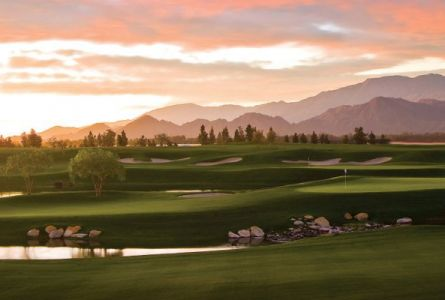 Palm Springs golf around package at Palm Mountain Resort