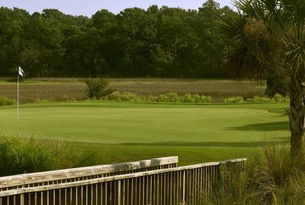 Charleston South Carolina golf around package