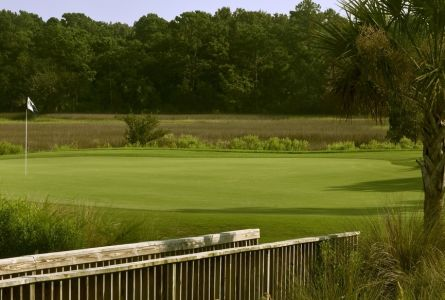 Charleston South Carolina golf around package