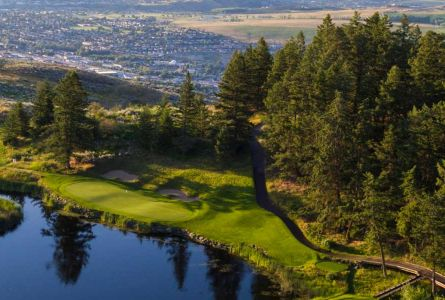 Spectacular Vernon Golf with Predator Ridge and The Rise Golf Course