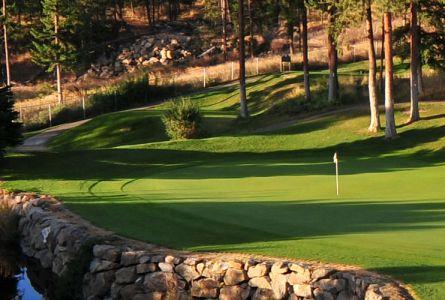 Comfort Suites Kelowna Golf Package