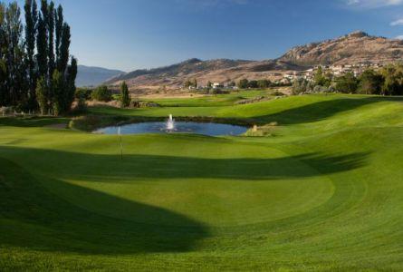 Osoyoos Holiday Inn Golf Package