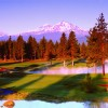 Aspen Lakes GC - Oregon golf vacations
