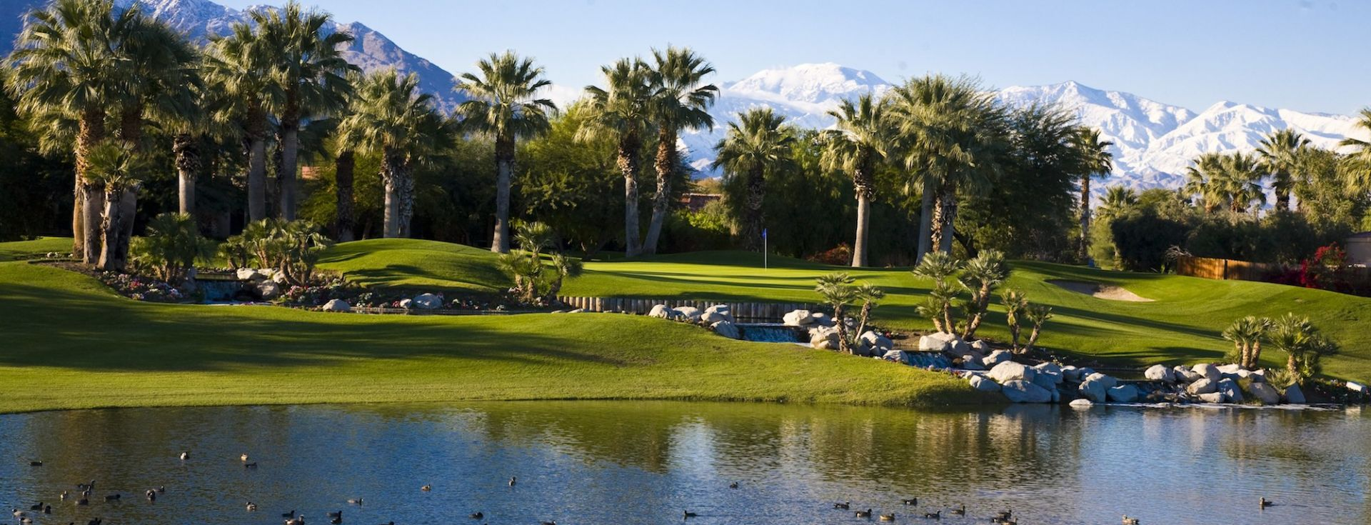 Palm Springs Golf Packages With Preferred Resorts And