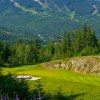 Chateau Whistler Golf Course - Hole 8 (Image / Hux.net)