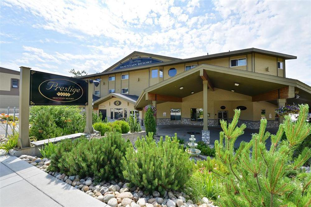 The Prestige Mountain Resort Rossland - East Kootenays golf packages