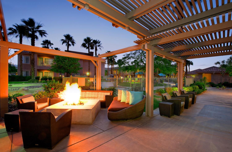 Residence Inn By Marriott Palm Desert Offers 1 And 2 Bedroom Units