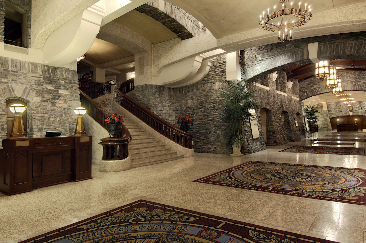 Fairmont Banff Springs Hotel And Resort Is A True Canadian Resort Icon