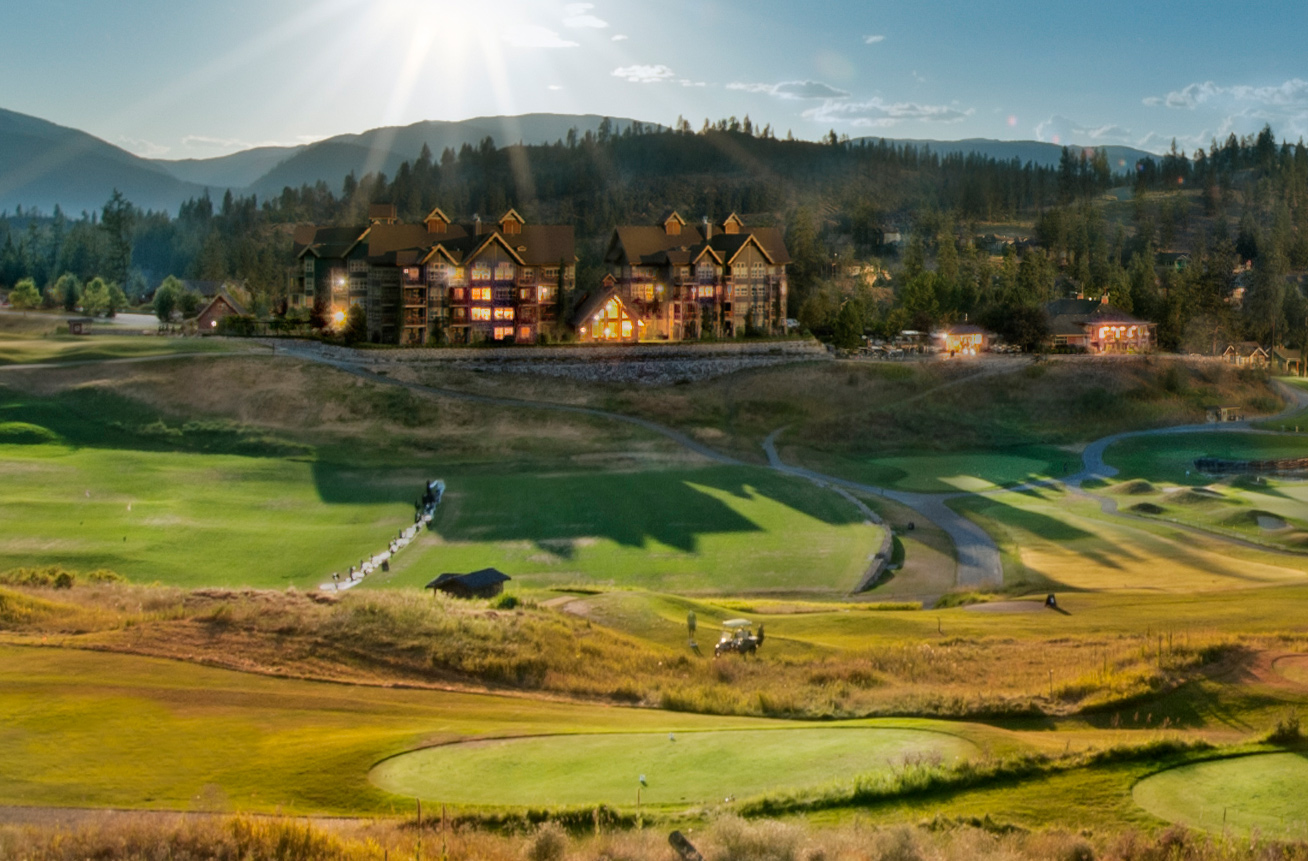 Predator Ridge Resort 2 18 Championship Golf Courses In
