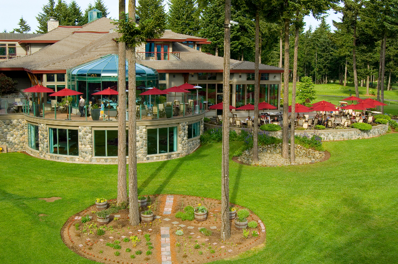 crown isle resort on vancouver island is great for