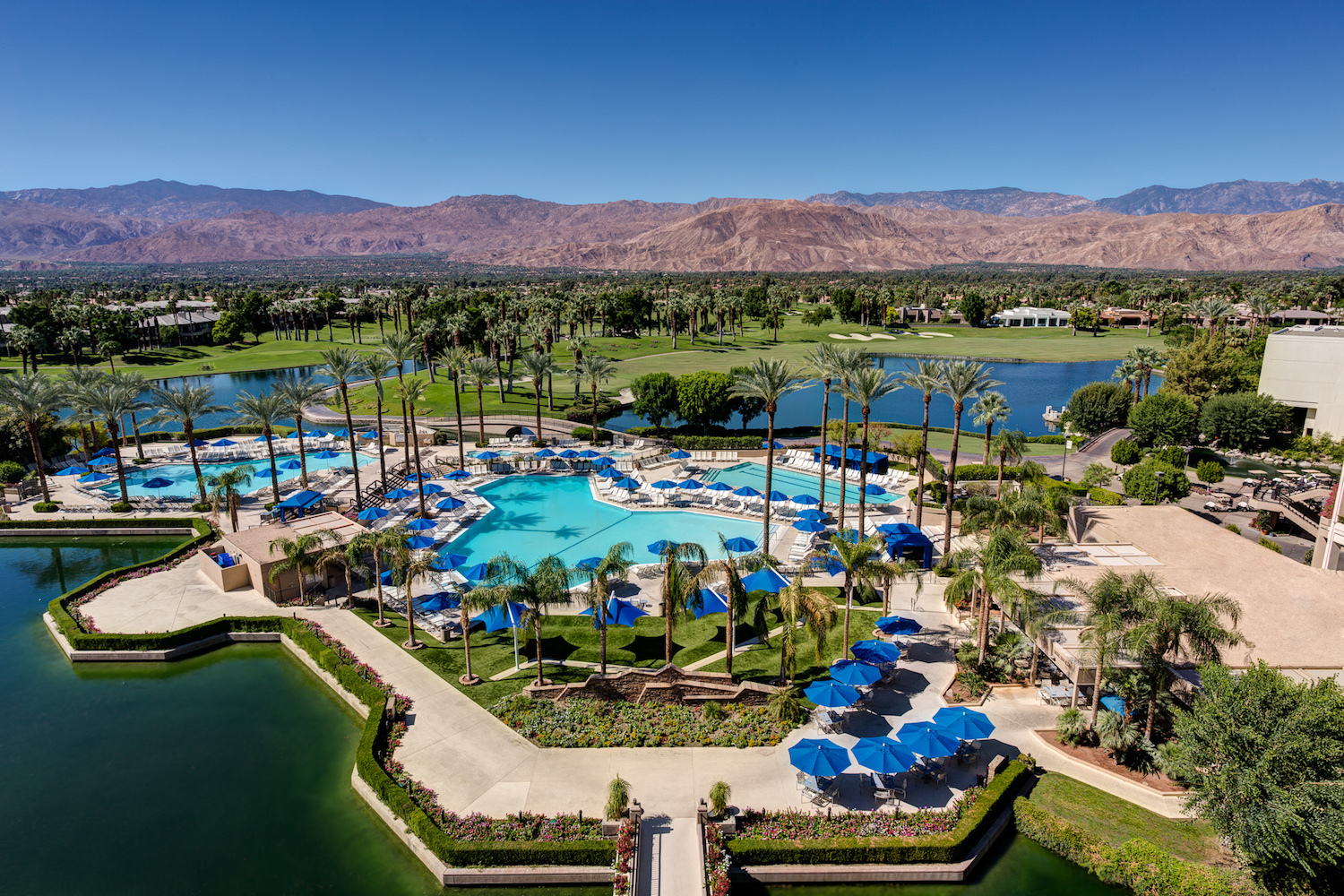 JW Marriott Desert Springs Resort & Spa - Palm Springs golf packages