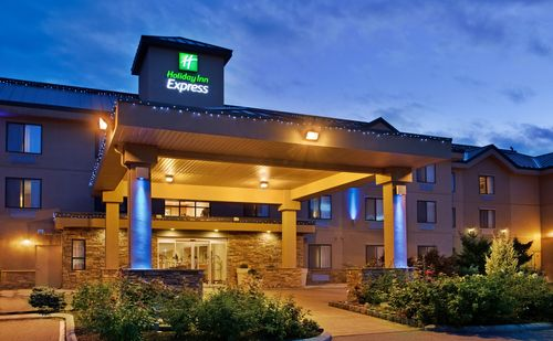 Holiday Inn Express Vernon