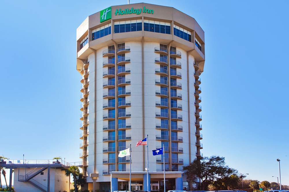 Holiday Inn Charleston Riverview - main exterior