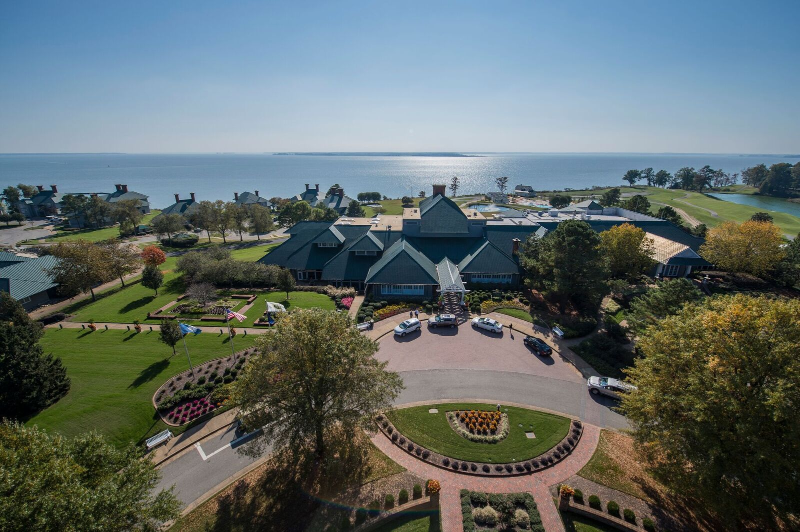 Kingsmill Resort - Virginia golf packages