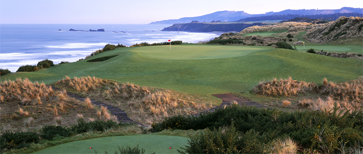 Bandon Dunes Golf Resort 4 Night 4 Round Package A