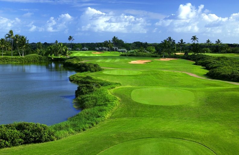 7 Night 4 Round Honolulu Golf Package At Hawaii Prince Hotel Waikiki