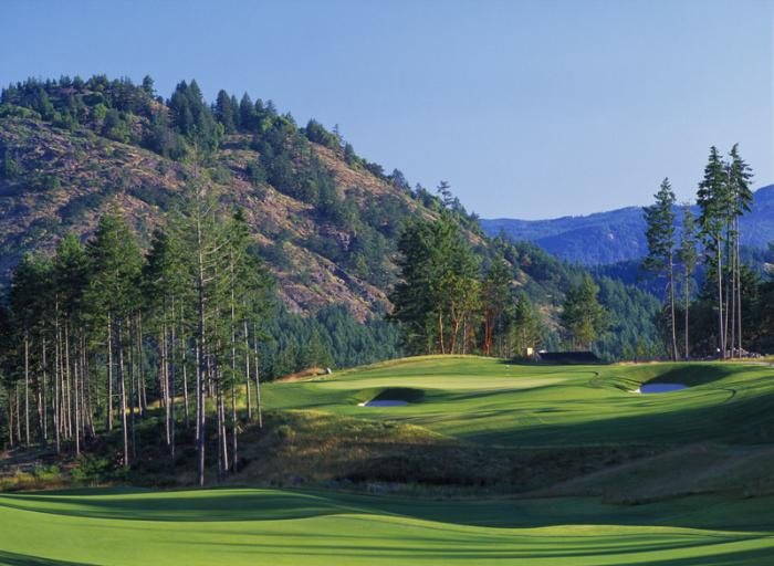 Westin Bear Mountain Resort And Spa 3 Night 3 Round