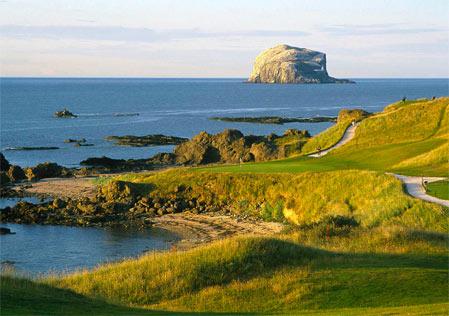 Scotland Golf 7 Night 5 Round East Lothian Hidden Gem