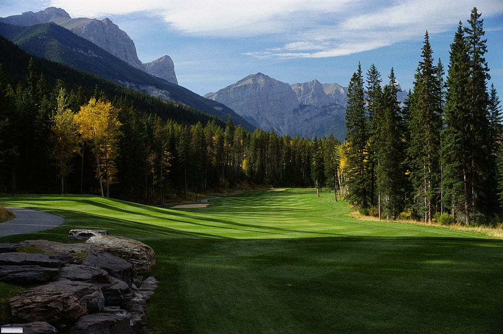 Canmore 3 Night Golf Package With 3 Rounds On Incredible Golf Courses