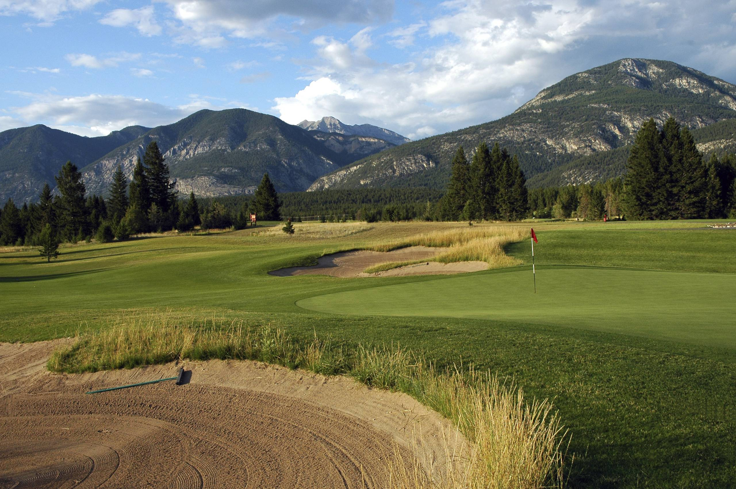 Invermere Bc 3 Night 3 Round Golf Package For Serious