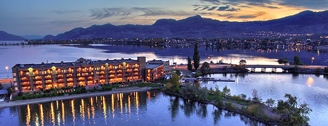 Osoyoos Holiday Inn Amp Suites Golf Package Is A Great Deal