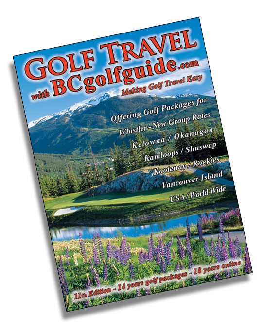 bc golf guide