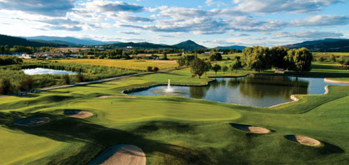 kelowna golf packages